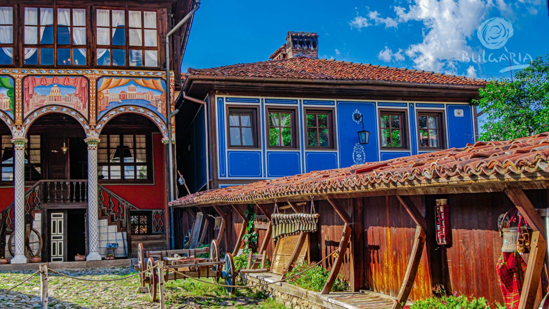 Архитектурно-исторически резерват – град Копривщица – Туристически портал на България