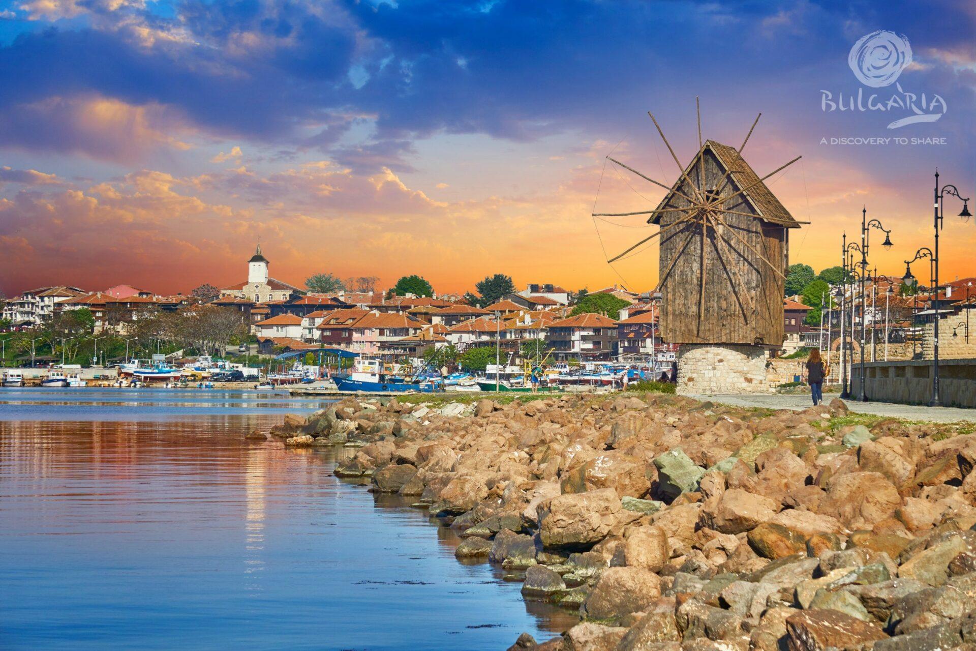 Архитектурно-исторически резерват - град Несебър