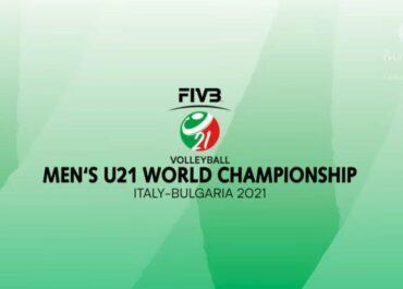 U21-Weltmeisterschaft (Männer) - Volleyball
